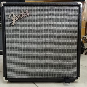 ampli basse fender rumble 50 occasion