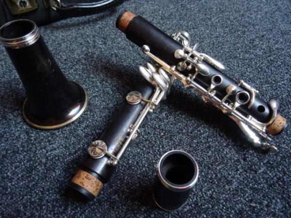 Clarinette Buffet crampon C12 - atelier occazik