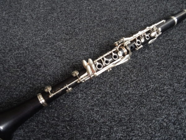 Clarinette sib Buffet Crampon E13 - atelier occazik
