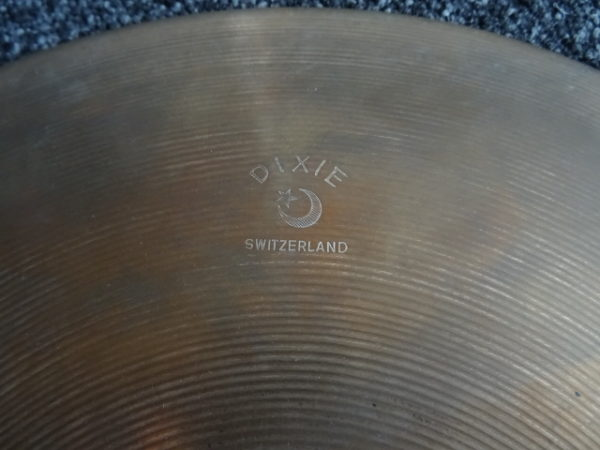 Cymbale crash Dixie - 13 - atelier occazik