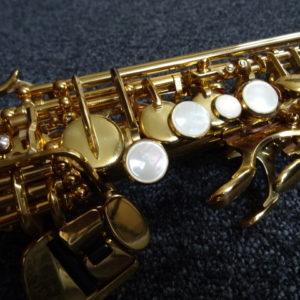Saxophone Soprano Yamaha YSS 475 - atelier occazik