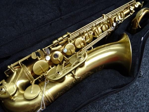 Saxophone-Tenor-Advences-JR-T800VB - atelier Occazik