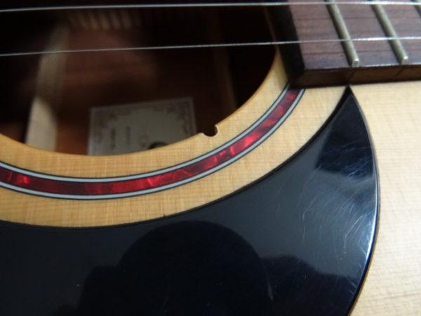 Guitare folk Cort Earth Mini OP - atelier occazik