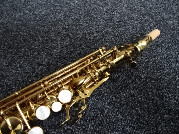 Saxophone Soprano Keilwerth ST90 - atelier occazik