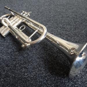 Trompette Stomvi Titan argentée - atelier occazik