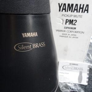 Yamaha PM2 silent brass - atelier occazik