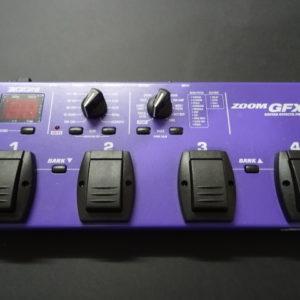 Multi-effets Zoom GFX1 - atelier occazik