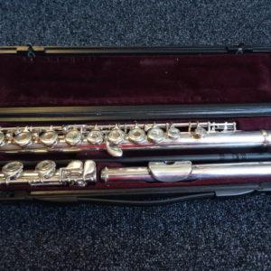 Flute traversiere Yamaha YFL 281 - atelier occazik