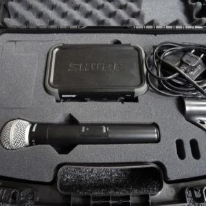 shure Beta 58A pgx4 - atelier occazik