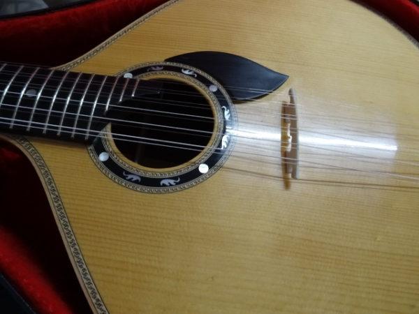 Guitare portuguaise Lisboa -atelier occazik