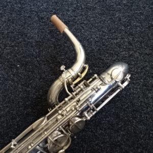 Saxophone Baryton Pierret Super Artiste - atelier occazik