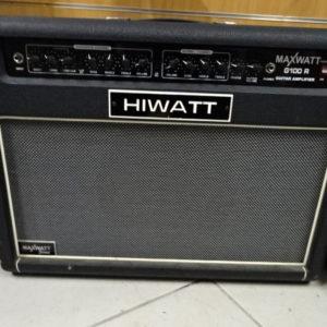 ampli hiwatt g100R - atelier occazik
