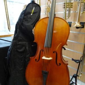 violoncelle gewa ensemble EW - atelier occazik