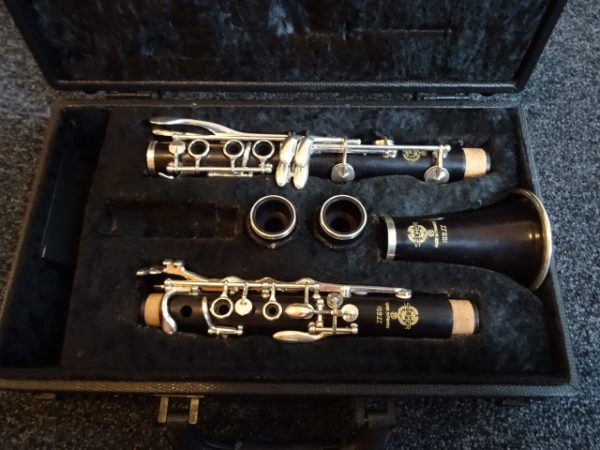 Clarinette selmer 10S II occasion -atelier occazik