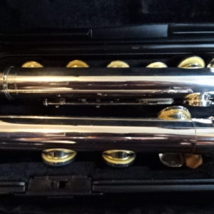 flute traversiere yamaha yfl 261 - atelier occazik