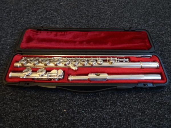 flute traversiere yamaha yfl 281 s2 - atelier occazik