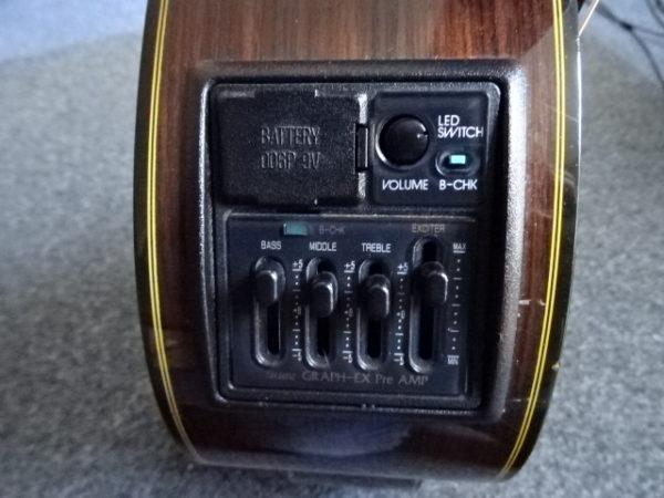Takamine electro-acoustique EC 128 - Atelier Occazik