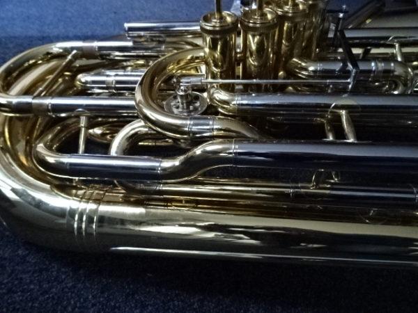 Tuba en Fa Yamaha YFB 822 - atelier occazik