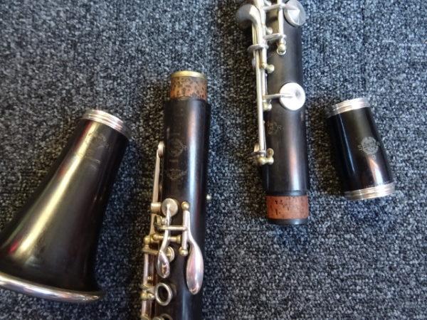 clarinette selmer S9 - atelier occazik