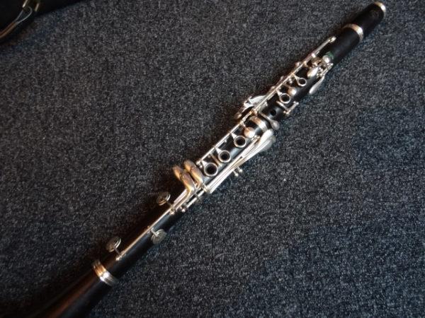 Clarinette RC GreenLine - atelier occazik