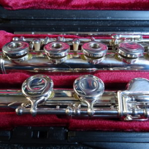 flute traversiere YFL 381 - atelier occazik
