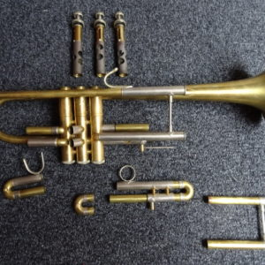 Trompette Bach Stradivarius 37 - atelier occazik