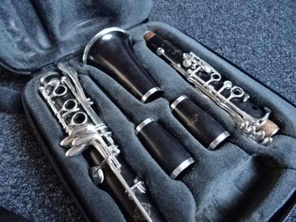 clarinette sib selmer odyssée - atelier occazik