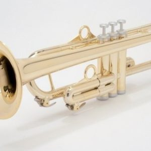 Ptrumpet Hytech Trompette Sib Gold - atelier occazik