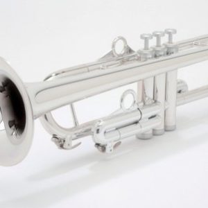Ptrumpet Hytech Trompette Sib Silver - atelier occazik