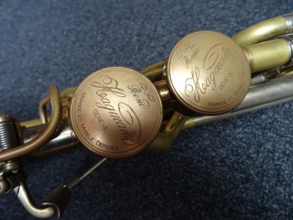 Trombone Basse Bach 50BL Hagmann - atelier occazik