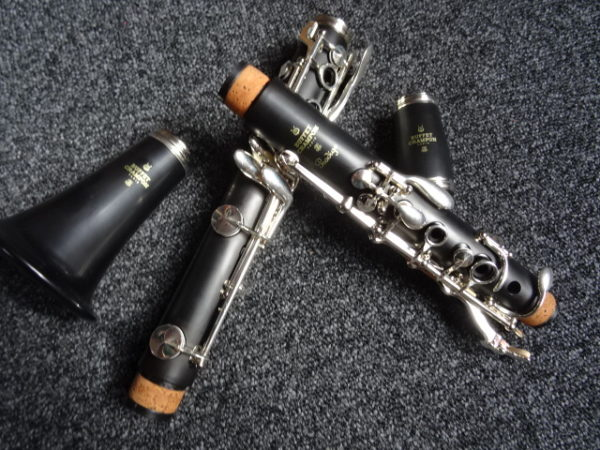 Clarinette Buffet Crampon Prodige - Atelier occazik