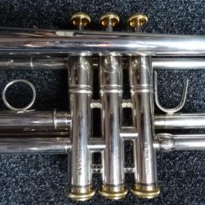 Trompette Stomvi Elite 5330 argentée